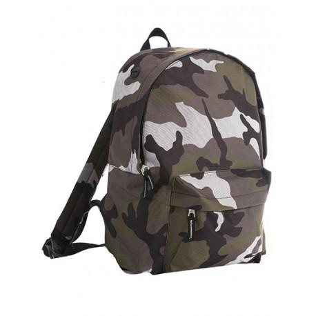 Camuflage rygsæk