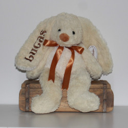 Stor Molly kanin bamse med navn på