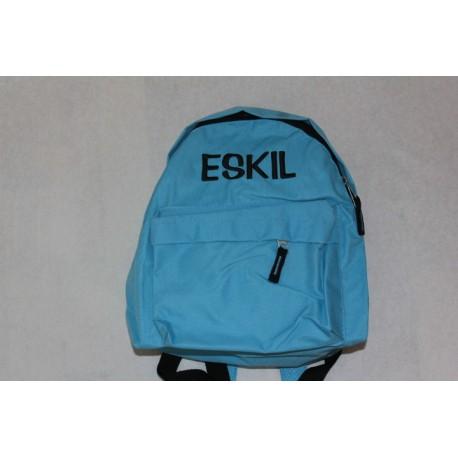 DEMO børnerygsæk med Eskil