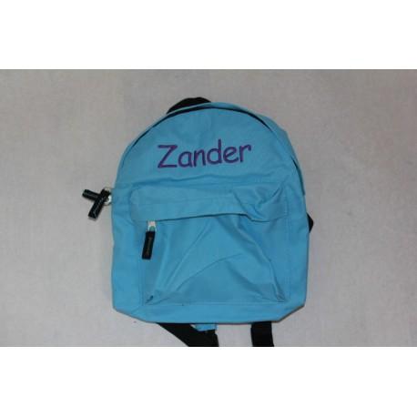 DEMO børnerygsæk med Zander