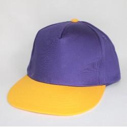 Lilla Junior snapback cap med navn på