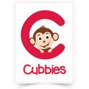 Cubbies Bamser og elefanter med navn på