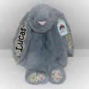 Jellycat Bamser og nusseklude med navn på